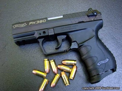 walther pk380 review youtube