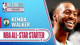 Kemba Walker 2020 All-Star Starter | 2019-20 NBA Season