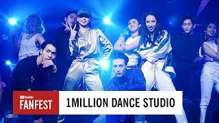 1MILLION Dance Studio @ YouTube FanFest Indonesia 2017