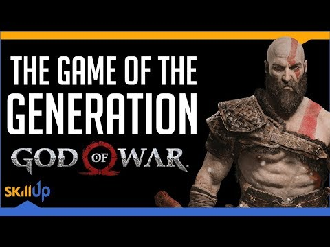 God of War | A Brief Review (1000% Spoiler Free)