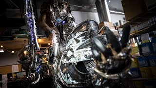 Making The Lich King Armor for Blizzard!