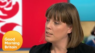 Jess Phillips on Her Top Three Priorities If She Became Prime Minister | Good Morning Britain