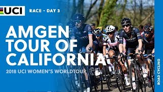2019 UCI Women's WorldTour – AMGEN Tour of California – Highlights Stage 3