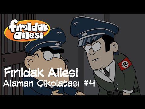 Alaman Çikolatası Bölüm 4 | Fırıldak Ailesi (3. Sezon 24. Bölüm)
