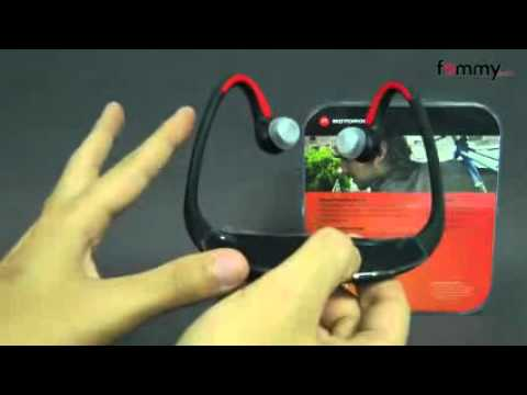 Motorola S10-HD Bluetooth Headphones Review - iPhone 5 Accessories