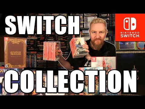 MY NINTENDO SWITCH COLLECTION - Happy Console Gamer