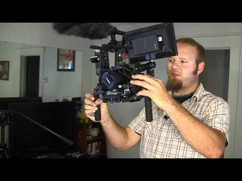 CPM Film tools DSLR RIG Shoulder shooter kit review. - DSLR Film NOOB