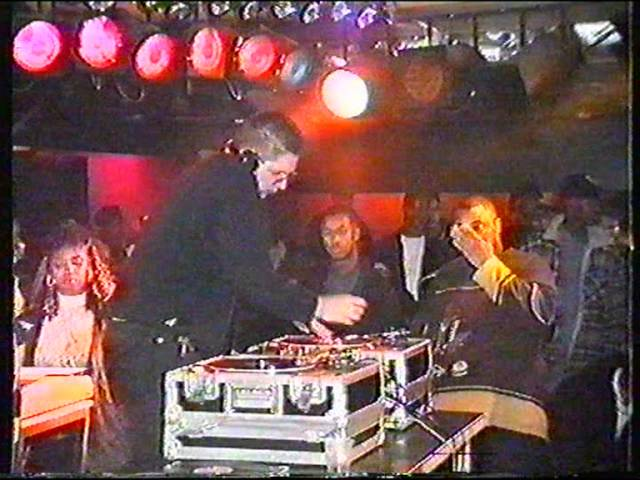 DJ Funk dj set 8 dec 1995