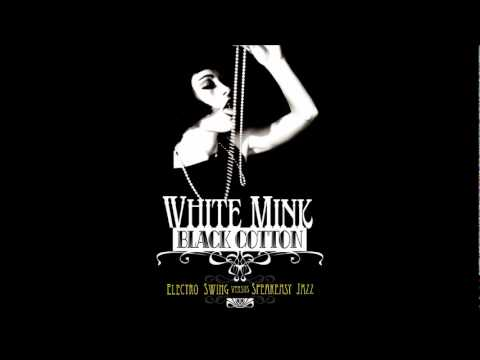 White Mink Black Cotton - Princess Crocodile