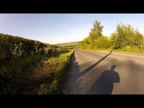 Downhill Dawn Run 13/05/12