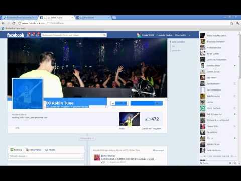 Facebook Likes für die eigene Seite bekommen.