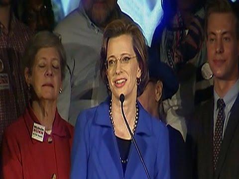 Michelle Nunn Concedes Georgia Senate Race