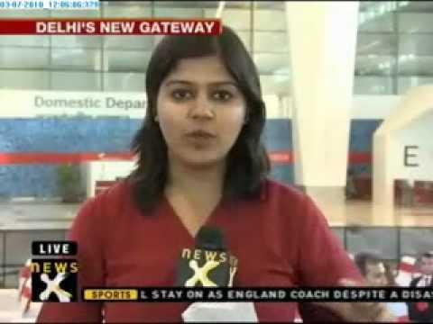 PM inaugurates IGI's swanky Terminal 3
