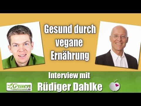 Gesund durch vegane Ernährung - Interview mit Dr. Rüdiger Dahlke