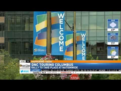 City Leaders Welcome Democratic National Committee to Columbus