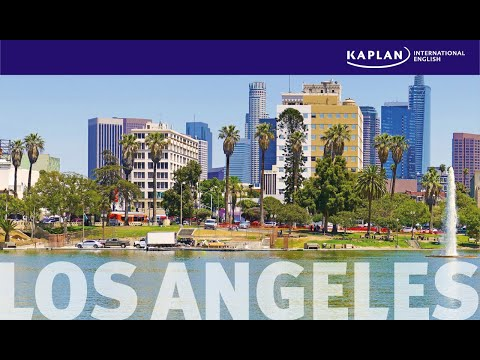 English School in Westwood - Los Angeles, California | Kaplan International Colleges