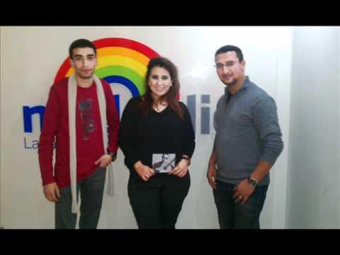 Zakaria Haddani, Redouane Diri et Bader Ezzahaf sur medradio partie 2
