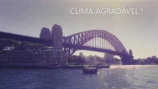 SIDNEY - AUSTRÁLIA CIDADE INCRÍVEL -08/05/2016