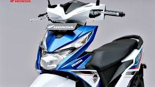 All New Honda Beat eSP 2016 features