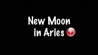 New Moon in Aries April 16, 2018 | Gregory Scott Astrology
