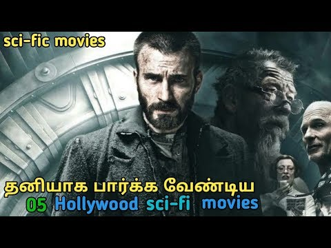 5 Hollywood sci fi movies in tamil story explained | tubelight mind by vm thumbnail