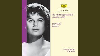 Brahms: 49 Deutsche Volkslieder / Book 3 - 15. Schwesterlein, Schwesterlein