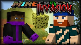 Minecraft PvP | Invasion | #6 LET IT GO