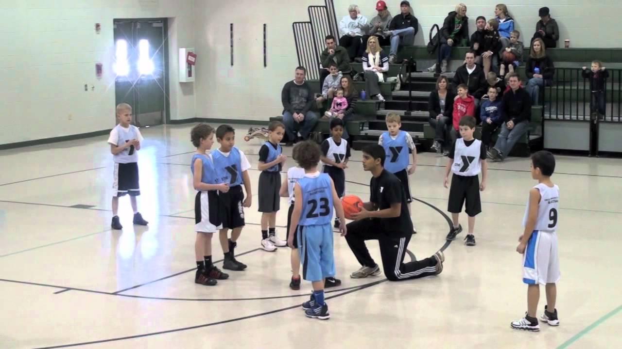 Tony Nunn Basketball Tony Nunn 2nd Grade Ymca