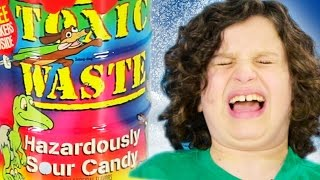 Kids Eat Candy For The First Time