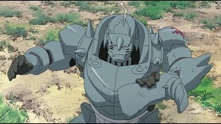 Fullmetal Alchemist: Brotherhood - Alphonse vs. Pride and Kimblee