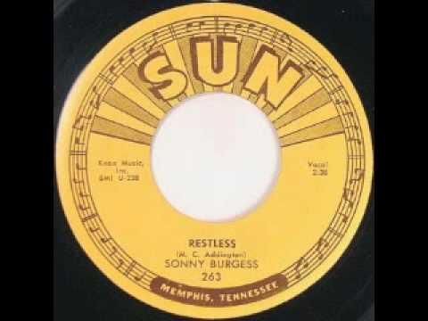 Sonny Burgess - Restless