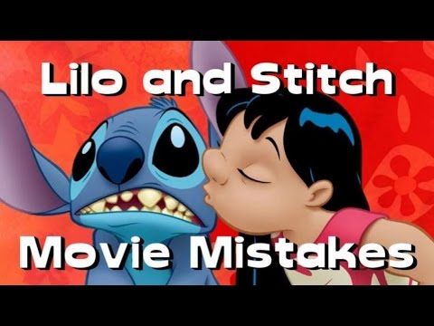 Disney's Lilo and Stitch (2002) Movie Mistakes, Spoilers, Bloopers, Goofs and Fails