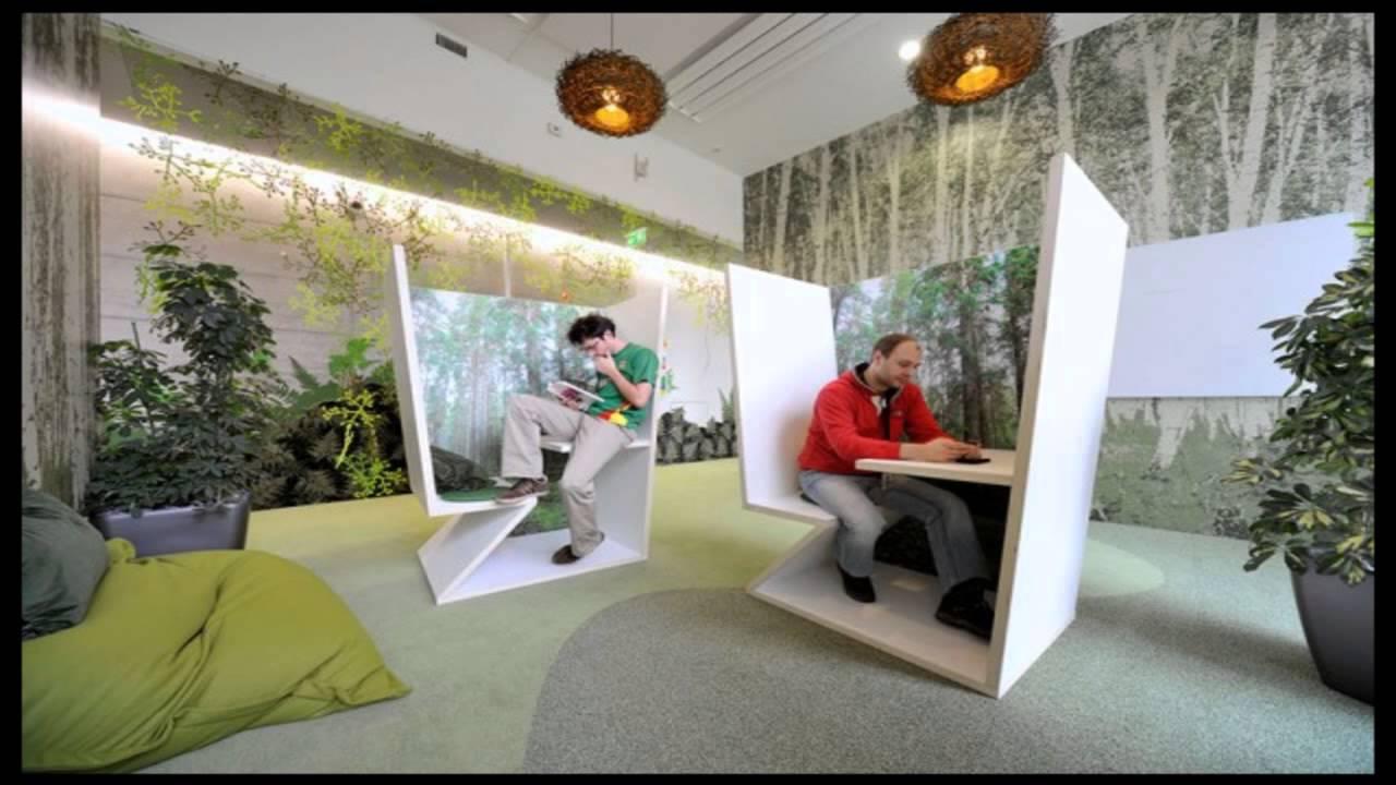 Los mejores dise os de oficinas del mundo youtube for Diseno de oficinas pequenas planos