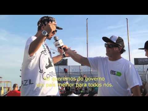 Pedro Barros Pronunciamento Dew Tour Bowl Finals