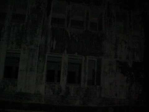 Fantasma en el Antiguo Hostpital Ruiz Soler / Ghost at the Old Ruiz Soler Hospital
