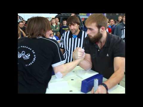 Дмитрий КОК vs Семен ТКАЧЕВ кат. 70кг (16.11.14) предвариловка и финал