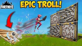 *NEW* IMPULSE GRENADE TROLL! - Fortnite Funny Fails and WTF Moments! #107 (Daily Moments)