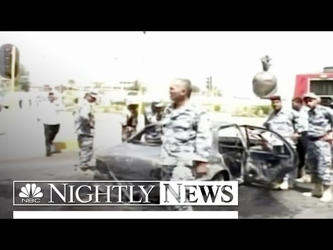 Ex-Blackwater Guards Sentenced In 2007 Iraqi Killings | NBC Nightly News
