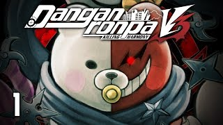 download lagu New Killing Game - Let's Play - Danganronpa V3: gratis