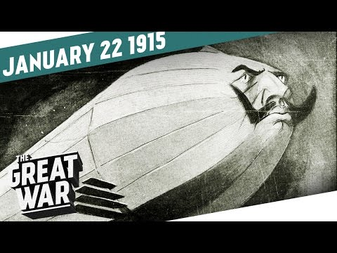 Zeppelins Over England - New Inventions For The Modern War I THE GREAT WAR Week 26
