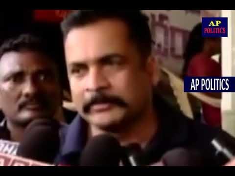 Actor Sivaji shocking comments on Chandra babu Naidu AP Politics