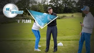 """""""A SWING"""" GOLF LESSON WITH LEADBETTER"""