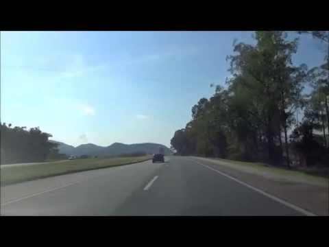 BR 101 - SANTA CATARINA - TIJUCAS - (Driving Brazil, Santa Catarina #7)