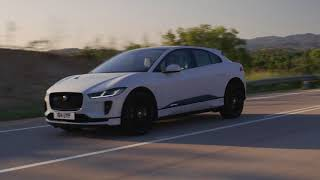 2019 JAGUAR I-PACE in White - Driving Video