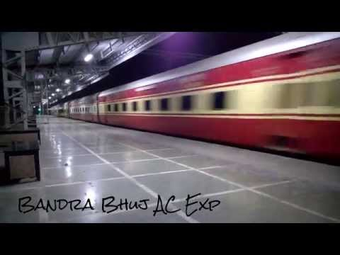 11 IN 1 COMPILATION OF HIGH SPEED TRAINS OF INDIAN RAILWAYS !!! thumbnail
