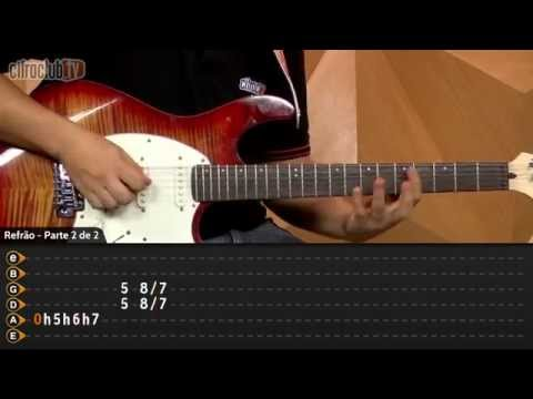 Hot For Teacher - Van Halen (aula De Guitarra) video