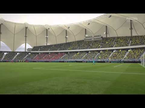 2016 - Saudi Arabia Premier League - Al-Nassr vs Al-Qadisiya