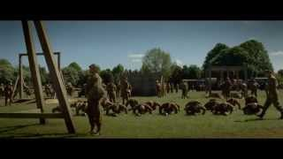 Obrońcy skarbów - The Monuments Men (2013) - Official Trailer Zwiastun - dramat, wojenny