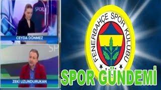 spor gündemi    Fenerbahçe , yorumu Zeki Uzundurukan
