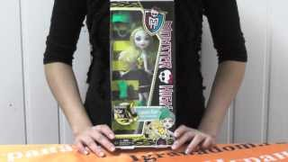 Monster High: Лагуна Блю на роликах